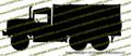 M32A2 Army Truck Covered Vinyl Die-Cut Sticker / Decal VSM32A21
