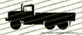 M32A2 Army Truck Flat Vinyl Die-Cut Sticker / Decal VSM32A22