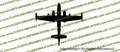 P2v Neptune Maritime Patrol & Anti-Submarine TOP Vinyl Die-Cut Sticker / Decal VSTP2V
