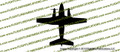 Beech King Air 100 Top Vinyl Die-Cut Sticker / Decal VSTBKA100