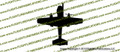Grumman OV-1d Mohawk Top Vinyl Die-Cut Sticker / Decal VSTOV1D