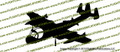 Grumman OV-1d Mohawk Action Vinyl Die-Cut Sticker / Decal VSAOV1D