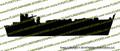 WWII D-Day LCVP Landing Craft Higgins Boat Vinyl Die-Cut Sticker / Decal VSPHBV1