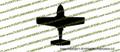 Cessna T-37 Tweet  A-37 Dragonfly Top Vinyl Die-Cut Sticker / Decal VSTT37