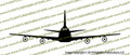 747-200 E4b Airborne Command Post Nightwatch Vinyl Die-Cut Sticker / Decal VSPE4b