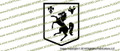 WWII 113th Cavalry Regiment Crest Vinyl Die-Cut Sticker / Decal VSE113