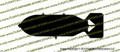 WWII M64 500lb Bomb Vinyl Die-Cut Sticker / Decal VSTM641