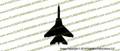 North American A-5 Vigilante Supersonic Bomber TOP Vinyl Die-Cut Sticker / Decal VSTA5