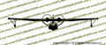 PBY Catalina Flying Boat FRONT Vinyl Die-Cut Sticker / Decal VSFPBY