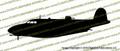 PV-2 Lockheed Harpoon Profile Vinyl Die-Cut Sticker / Decal VSPPV2