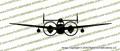 PV-2 Lockheed Harpoon Front Vinyl Die-Cut Sticker / Decal VSFPV2