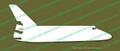 NASA Space Shuttle Profile Vinyl Die-Cut Sticker / Decal VSPSPP
