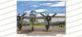 WWII B-25 Mitchell Panchito Line-Up Wright-Patterson 8x12 Matte Finish Professional Photograph Doolittle Raiders Gathering of B-25's - Wright-Patterson Air Force Base Dayton, Ohio