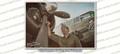 WWII B-25 Barbie III & WWII Pilot 8x12 Matte Finish Professional Photograph Living History Pilot