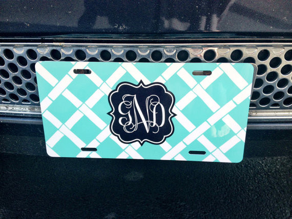 license plate personalized car tag vanity plate. Black Bedroom Furniture Sets. Home Design Ideas