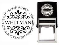 Self-Inking Personalized Address Stamp - CS3611