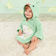 """Sweet Tweet"" Bird Hooded Spa Robe"
