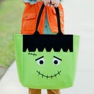 Frankenstein Character Mini Tote Candy Bag