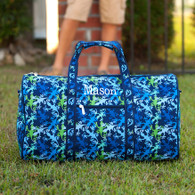 Gecko Design Personalized Duffel Bag