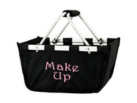 Black Market Tote - Available with Embroidered Monogram