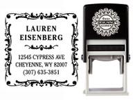 Self-Inking Personalized Address Stamp - CS3229