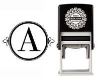 Custom Monogram Stamp CSM10012S