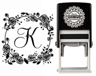 Custom Monogram Stamp CSM10013S