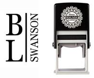 Monogram Stamp Style CSM10017S