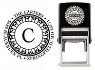 Self-Inking Personalized Address Stamp - CS3222