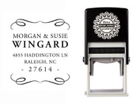 Self-Inking Personalized Address Stamp - CS3644