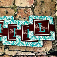 Personalized Coasters Gift Set (Set of 4)