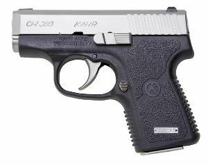 Kahr CW380 stainless steel
