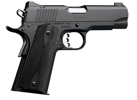 Kimber Pro Carry 4 inch 1911