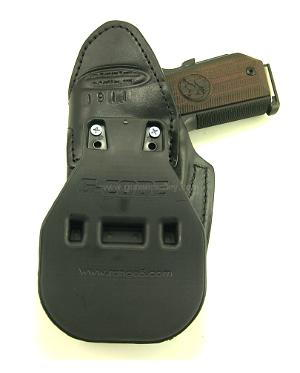 leather paddle holster models