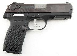 Ruger P345 Black