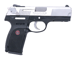 Ruger P345 Two-Tone