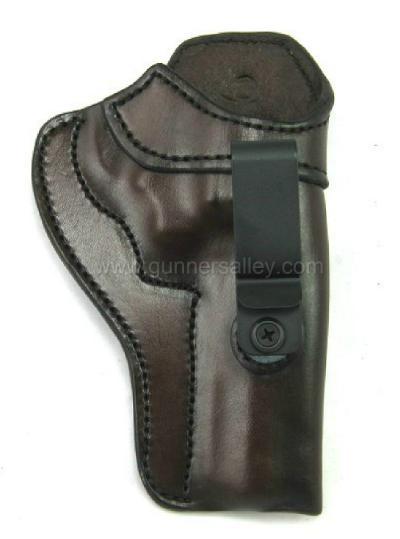 Ruger SP-101 4.2 IWB Leather Holster