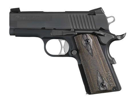 Sig 1911 Ultra Compact Holster 3.3 Barrel Options