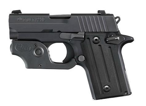 Gun holsters - Sig P238 with Sig Laser