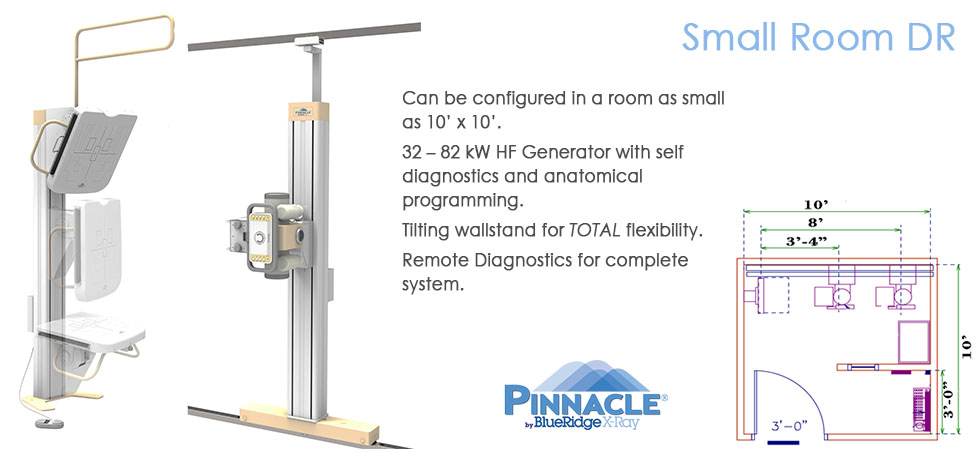 Pinnacle Small Room DR