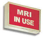 Illuminated Sign: MRI In Use