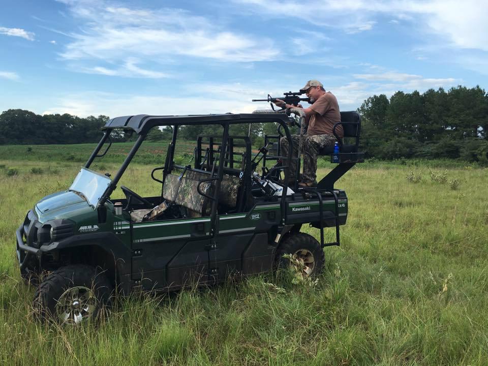 kawasaki mule pro fxt high seat - texas outdoors