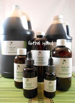 Valerian Root Tincture - Valeriana Officinali (Alcohol Free)