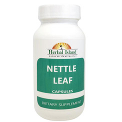 Nettle Leaf Powder (Urtica Dioica) Capsules 500mg