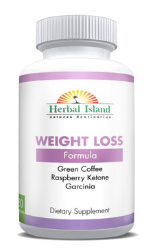 Weight Loss Formula - Green Coffee - Raspberry Ketone - Garcinia - Green Tea - Caffeine Anhydrous