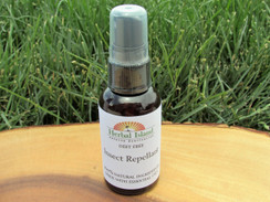 Insect Repellent - 2 fl OZ - All Natural Essential Oil DEET FREE Mosquito & Bug Spray