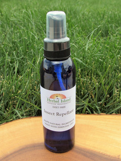 Insect Repellent - All Natural - 4oz Spray