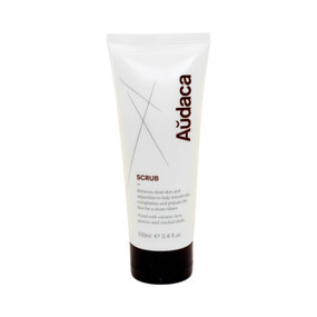 Audaca Face Scrub 100 ml Front