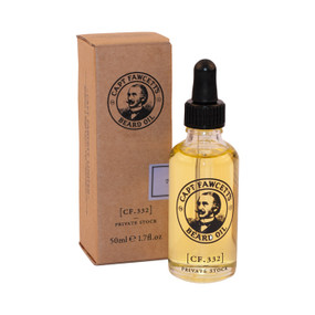 Captain Fawcett Beard Oil 50g Unboxed