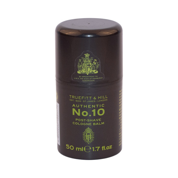 Truefitt and Hill Authentic No 10 Post Shave Balm 50ml